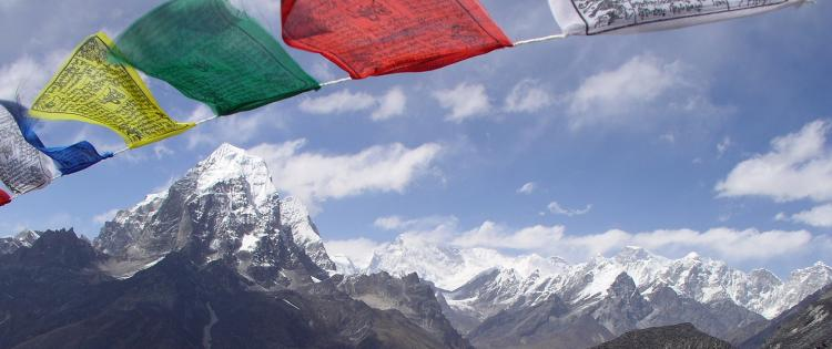 Everest en Gokyo